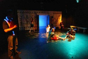 The Melbourne production of Vincent of Gilgamesh.